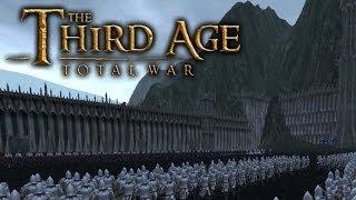 """JUGANDO Third Age: Total War- """"Asalto a la Puerta Negra"""""""