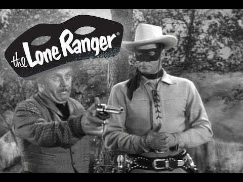 The Lone Ranger - Man of the House