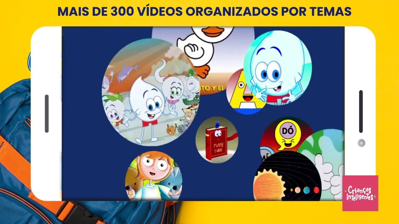 CONHEÇA A PLATAFORMA www.criancasinteligentes.com.br