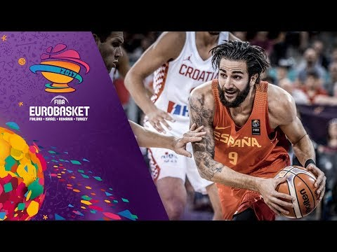 Croatia v Spain - Highlights - FIBA EuroBasket 2017