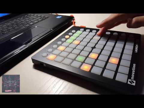 Skrillex - Bangarang [LAUNCHPAD COVER + PROJECT FILE] + Download By NikoMoDz
