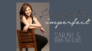 Sarah Geronimo - Perfectly Imperfect Album Photoshoot [Behind-the-Scenes]