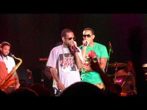 Ludacris - Pimpin' All Over the World w/ Live Band! - Featuring Instrumental Solos!