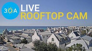 Preview of stream Rosemary Beach Rooftop Cam at Pescado, Florida, USA