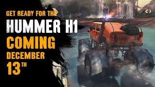hummer h1 coming up in asphalt xtreme
