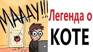 Приколы! ЛЕГЕНДА О КОТЕ - МЕМЫ!!! Смешные видео от – Доми шоу!