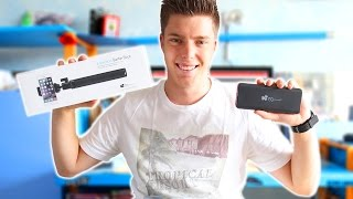 Selfie, Batterie Portable, Modélisme #TechNewsVlogs ►12