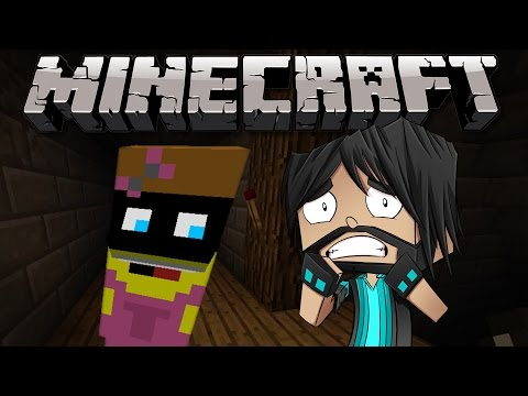 Minecraft - Sean? Whoops.. SHAUNA! - Lucid Nightmare Horror Map - Ep. 1