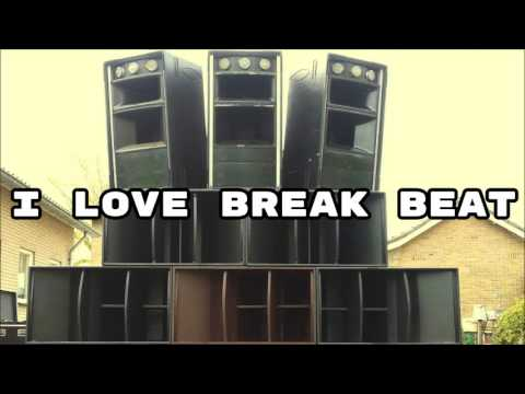 Brainkiller vs Wardian @ Summer Festival 2011 Raveart 16 07 11 Break Beat