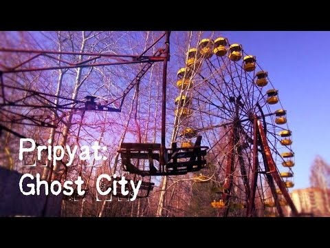 Pripyat Ghost City