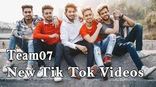 Team 07 Latest Tik Tok Comedy Video, Mr Faisu New Tik Tok Video, Hasnain Adnaan Saddu Faiz TikTok 02