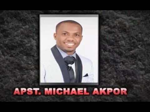 Apostle Michael Akpor - Father, Deliver Me From Their Strang