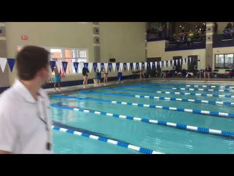 Glynnis H - 200 IM - Illinois College Dual Meet