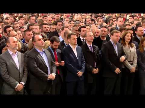 Никола Груевски / Безгласен говор