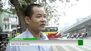 (VTC14)_Hà Nội: Người dân bất ngờ vì bị phạt qua hình ảnh