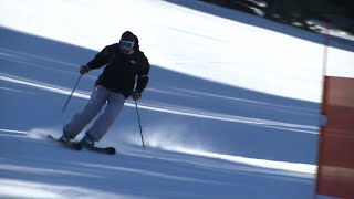 Pandemic not slowing down SoCal ski season