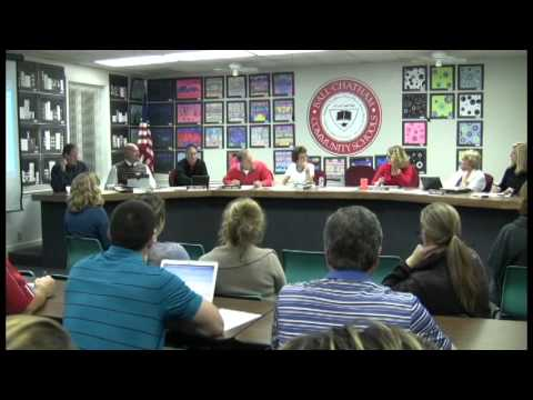 10-26-15 BSCD School Board Meeting