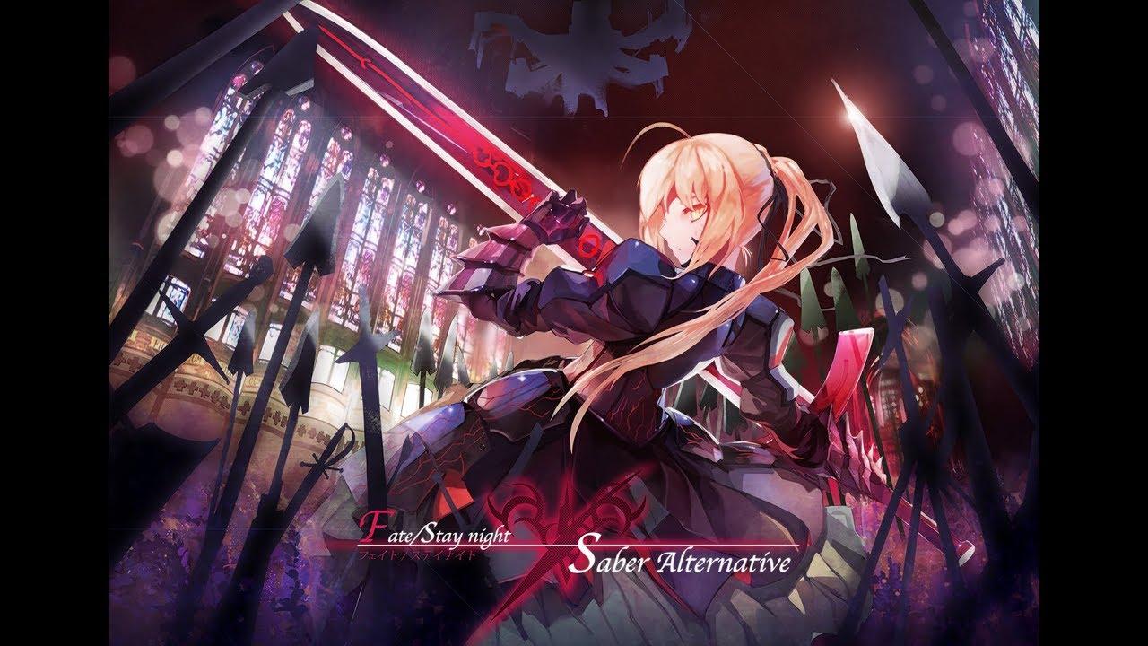 【MHW PC】รีวิว Mod EP 5 : Charge Blade (Excalibur Morgan) จากซีรีย์ -  Fate/Stay Night