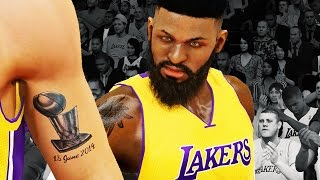 NBA 2k15 MyCAREER Gameplay S2 - QUAD DUB & Sickest Dunk EVER SEEN! New Teammate Revealed