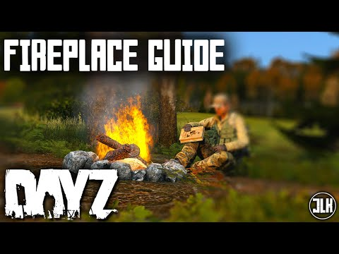 HOW TO MAKE A FIRE on DAYZ