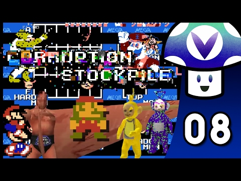 [Vinesauce] Vinny - Corruption Stockpile (part 8)