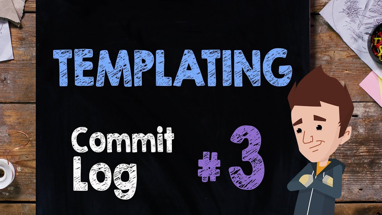 Supercharged CommitLog WordPress: Templating