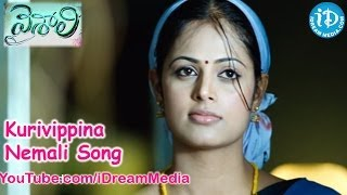 Kurivippina Nemali Song - Vaishali Movie Songs - Aadhi - Sindhu Menon - Saranya Mohan