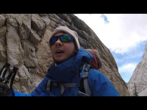 Climbing Mt Whitney (September 2016)