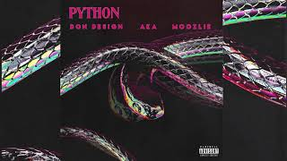 Don Design ft. AKA & Moozlie - Python (Official Audio)