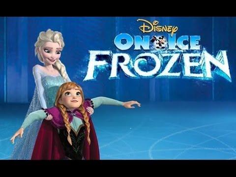 Disney Frozen On Ice Update New Frozen Treats Anna Elsa Movie