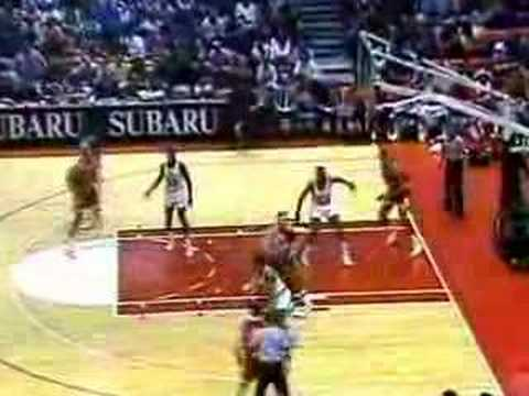 Bulls vs. Bullets: Jordan 47pts (LaBradford Smith Game)