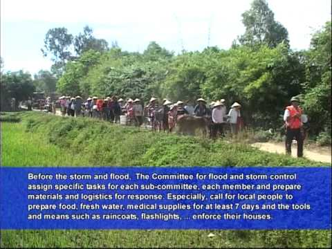 DRR - CCA Project in Quang Xuong district - Thanh Hoa province