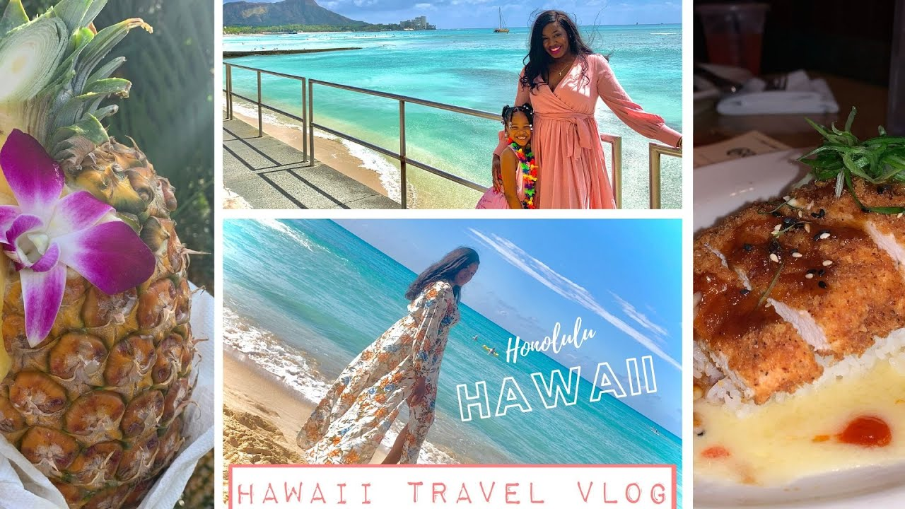Hawaii Vacation Vlog