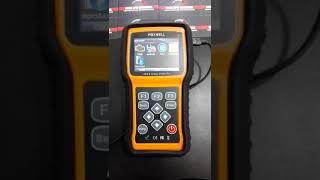 eSCANER FOXWELL NT630 PRO, ESPECIAL PARA ABS Y AIRBAGS, 8000 RPM RIOBAMBA