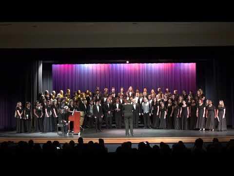 Tshotsholoza Paulding County High School Honor Choir 2020