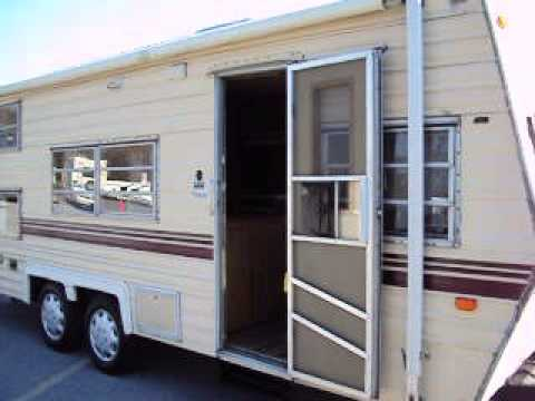 Coachman Crusader Travel Trailer Clean Everything Works 10
