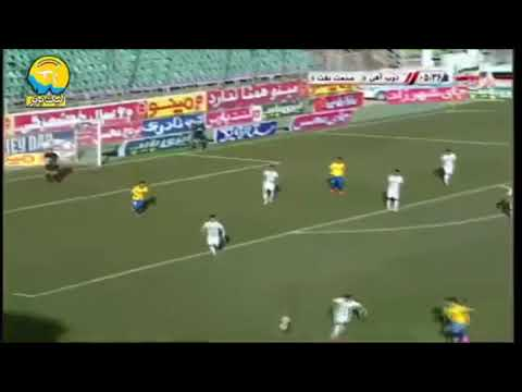 Zob Ahan Sanat Naft Goals And Highlights