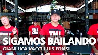 Sigamos Bailando By Gianluca Vacchi,luis Fonsi  Zumba  Reggaeton  Tml Crew Kramer Pastrana