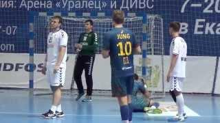 Russia vs Brazil, 16.08.2015 ブラジル、2015年8月16日の対ロシア