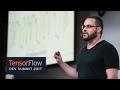 TensorFlow at DeepMind (TensorFlow Dev Summit 2017) の動画、YouTube動画。