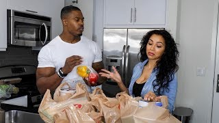 FOOD SHOPPING | What we bought & why