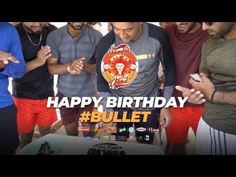 Mohammad Sami's Birthday Celebration