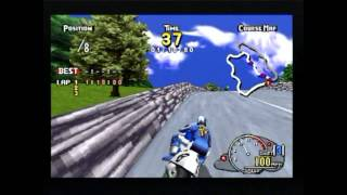 Manx TT Superbike (Sega Saturn PAL version)