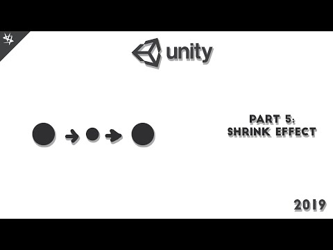 Ball Pulse Effect | 2D Game in Unity 2019 Beginner Tutorial | Okay clone | Part 5 thumbnail