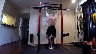 Daily Bodyweight Exercies For Building Work Capacity & Metabolic Conditioning!