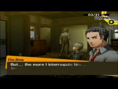 Persona 4 Can T Figure Out The Killer Bad End Again Youtube