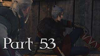 The Witcher 3: Wild Hunt - New Game+ - Death March Difficulty - Part 53 - Iron Maiden