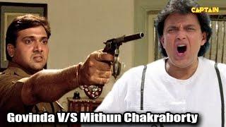 Top Action Movies Of Bollywood  Govinda VS Mithun Chakraborty