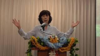 WE ARE THE LIGHT!Vol.1・松澤富貴子牧師・ワードオブライフ横浜