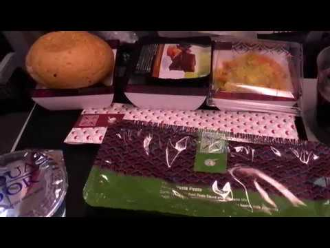 Qatar Airways Oslo  Doha Economy Class